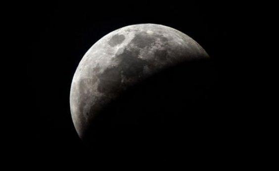[Eclipse parcial pode ser visto no Brasil a partir das 17h de hoje]