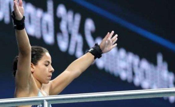 [Ingrid Oliveira é cortada do Mundial de Esportes Aquáticos por lesão; presença no Pan é incerta]