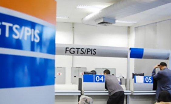 [Governo pode autorizar saque de até 35% do saldo de contas ativas do FGTS]