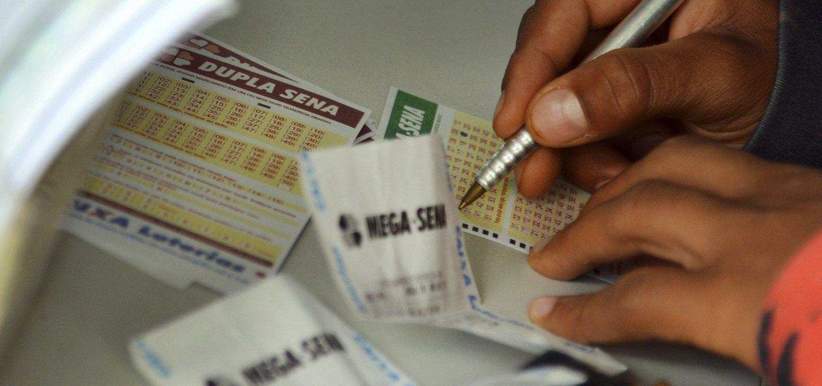 [Mega-Sena pode pagar hoje R$ 16 milhões]