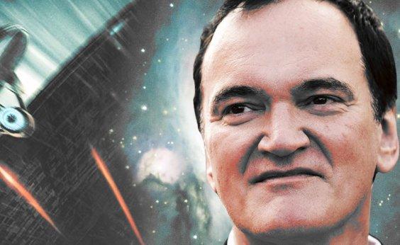 [Tarantino pode dirigir novo Star Trek e desconversa sobre encerrar carreira ]