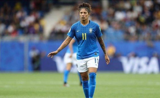 [Cristiane desabafa sobre futebol feminino no Brasil: 'Bagunça e falta de apoio']