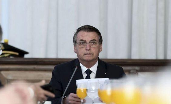 [Bolsonaro diz que é preciso 'zelo' nas indicações para embaixadas]