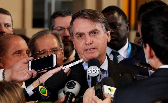 [Bolsonaro diz que faltam 'alguns ajustes', mas saque do FGTS 'deve ser' anunciado hoje]