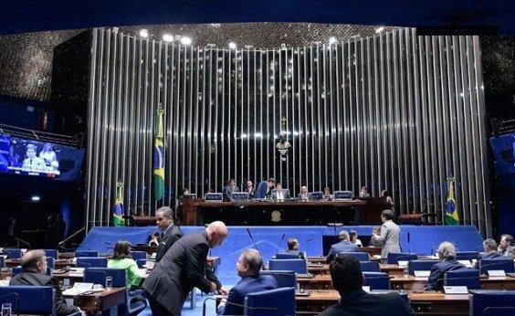 [Senadores articulam voto aberto para avaliar indicação de Eduardo a embaixada dos EUA]