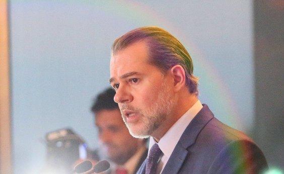 [Decisão de Toffoli sobre Coaf beneficiou esposa do ministro, diz revista]