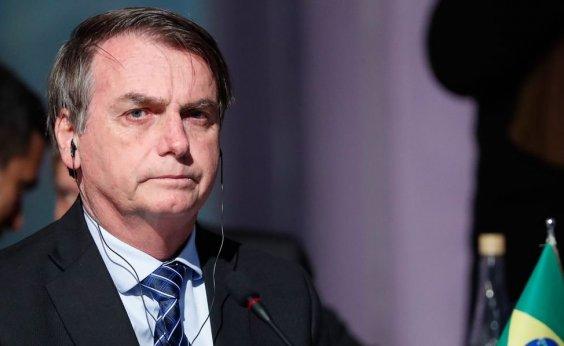 [Bolsonaro recebeu empresários fora da agenda para discutir FGTS]