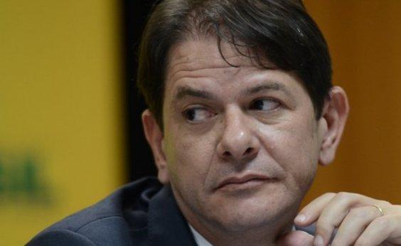 [Cid Gomes contraria Ciro e diz que PDT deveria ter uma 'dose de boa vontade' com Tabata]