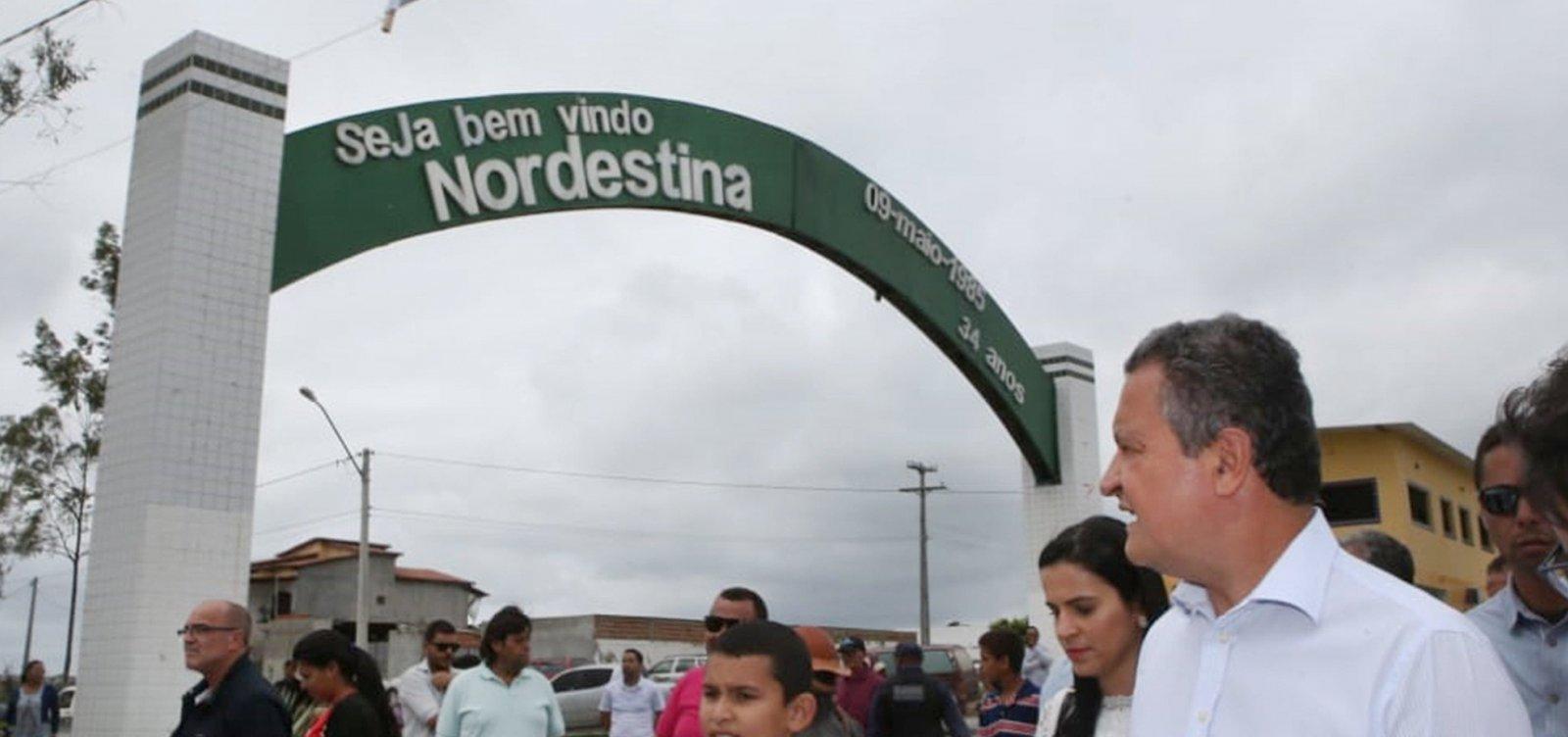 [Município de Nordestina recebe R$ 451 mil em investimento no Bahia Produtiva]