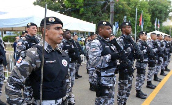 [Mais de 500 cargos da PM, Polícia Civil e Corpo de Bombeiros serão alterados na Bahia]