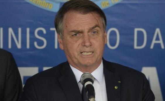 [Bolsonaro diz que haverá corte de R$ 2,5 bilhões no Orçamento]