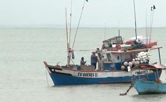 [Pescadores que desapareceram em barco no sul da Bahia são resgatados]