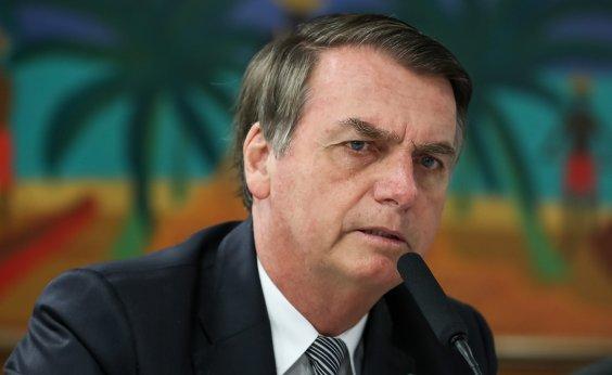 [Bolsonaro volta a negar ter usado termo 'paraíba' para se referir a governadores nordestinos]