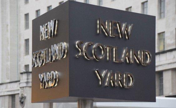 [Twitter da Scotland Yard é hackeado]