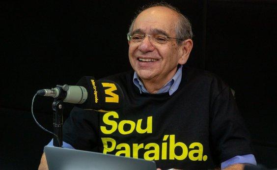 [MK diz ter 'orgulho de ser paraíba' e lamenta 'mesquinharia' do governo Bolsonaro; ouça]
