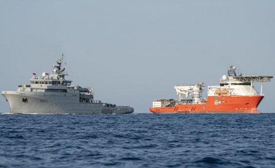 [Submarino francês desaparecido por 50 anos é encontrado no Mediterrâneo]