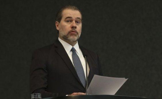 [Rede aciona o Supremo contra decisão de Toffoli que suspendeu investigações com dados do Coaf]