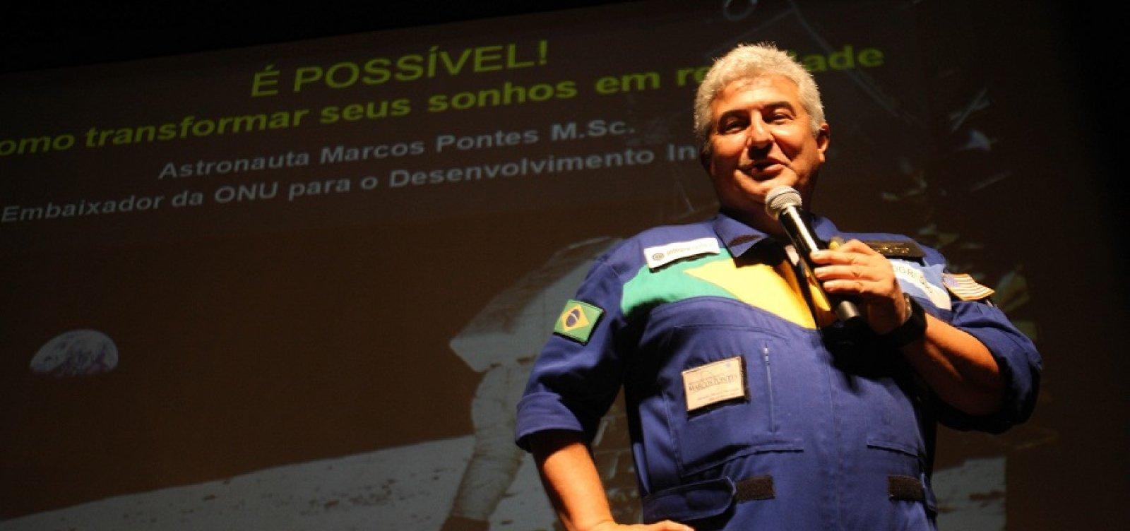 [Ministro da Ciência diz que compartilha 'estranheza' de Bolsonaro sobre dados de desmatamento do Inpe]