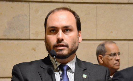 ['Comunicação do governo é e continuará sendo ruim', diz Carlos Bolsonaro]