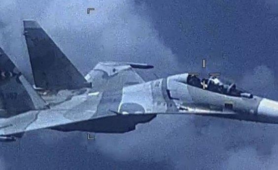 [Estados Unidos dizem que caça venezuelano ameaçou avião americano]