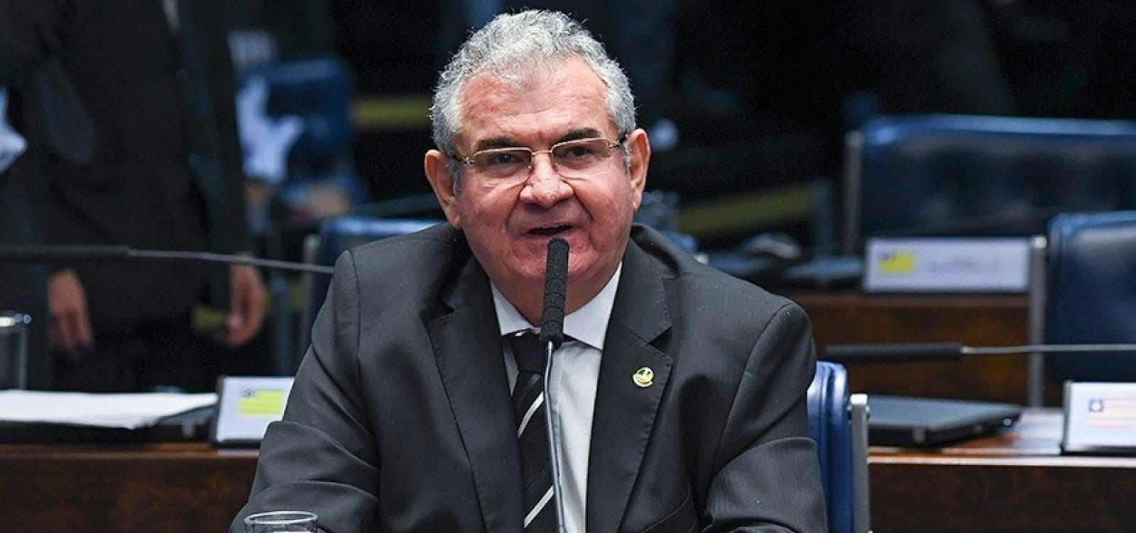 [Coronel diz que Bolsonaro montou 'circo' para inauguração do aeroporto de Conquista]