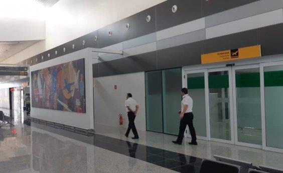 [Câmara de Conquistanão terá representante nainauguração do aeroporto com Bolsonaro]