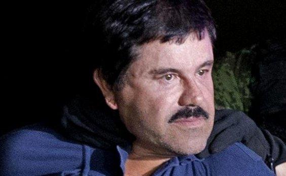 [Defesa de El Chapo recorre de sentença de prisão perpétua]