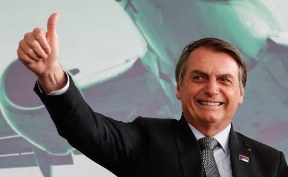 [Bolsonaro critica 'xiitas ambientais' e volta a defender revogação de proteção em Angra]