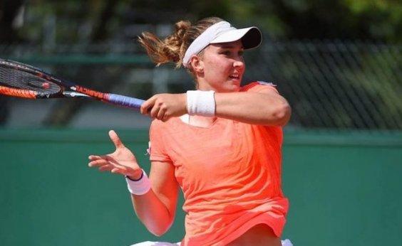 [Após suspeita de doping, a tenista Bia Haddad é suspensa]