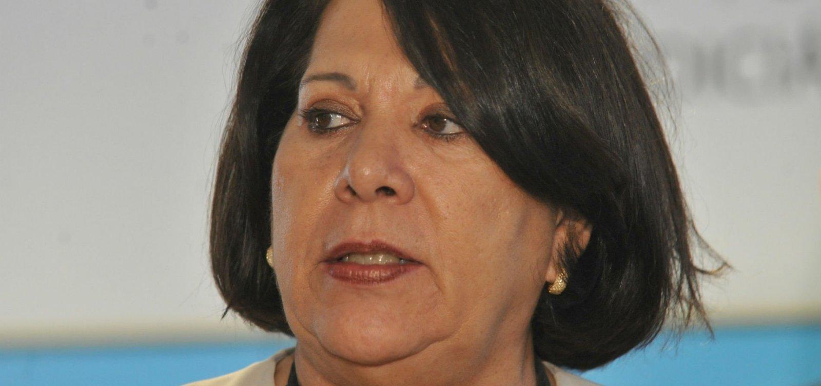 ['Retrocesso em nível internacional', diz Eliana Calmon sobre decisão de Toffoli ]