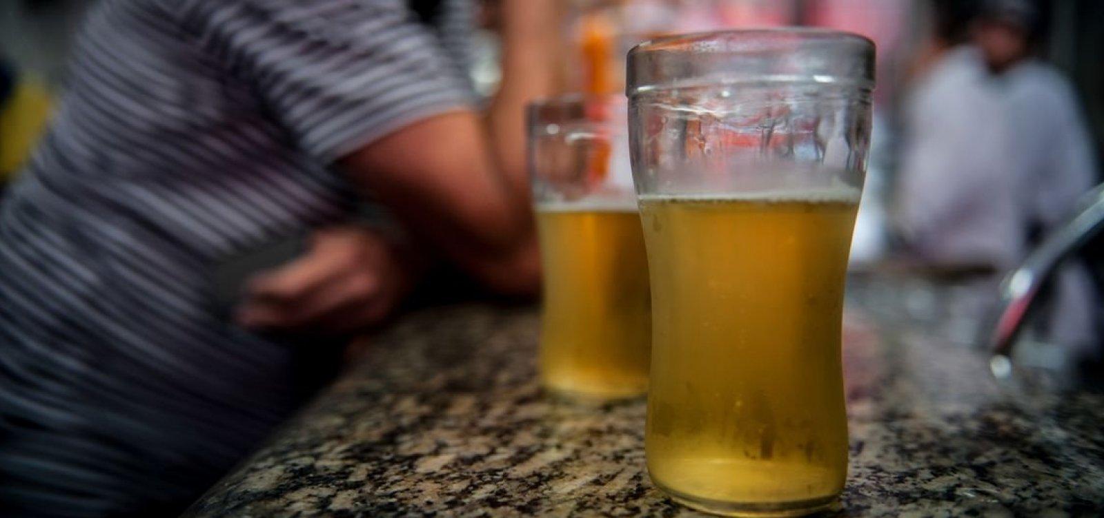 [Uso abusivo de bebida alcoólica cresce 14,7% no país]