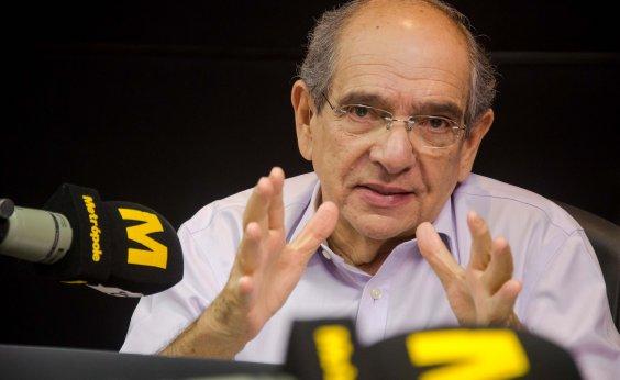 ['É um pouco tarde' para FHC se posicionar contra Bolsonaro, diz MK; ouça]