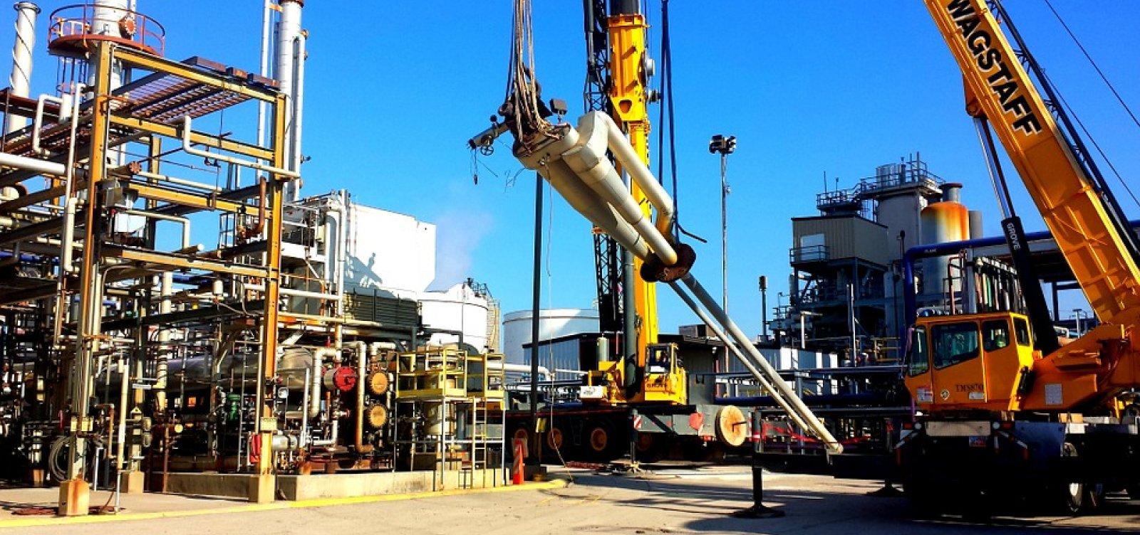 [Produção de petróleo no país cai 6,4% entre maio e junho]