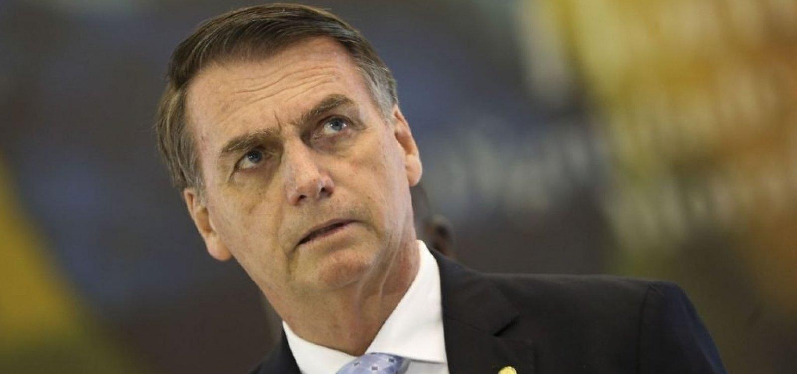 [Bolsonaro liga para presidente da Caixa e cobra explicação sobre empréstimos reduzidos para o Nordeste]