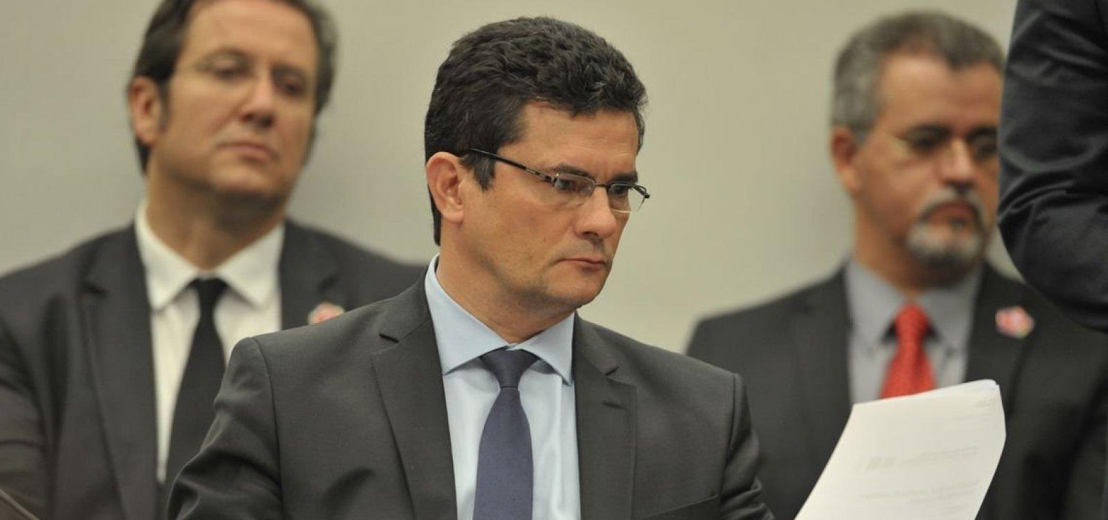 [Vaza Jato: Moro omitiu palestra remunerada em prestação de contas como juiz federal]