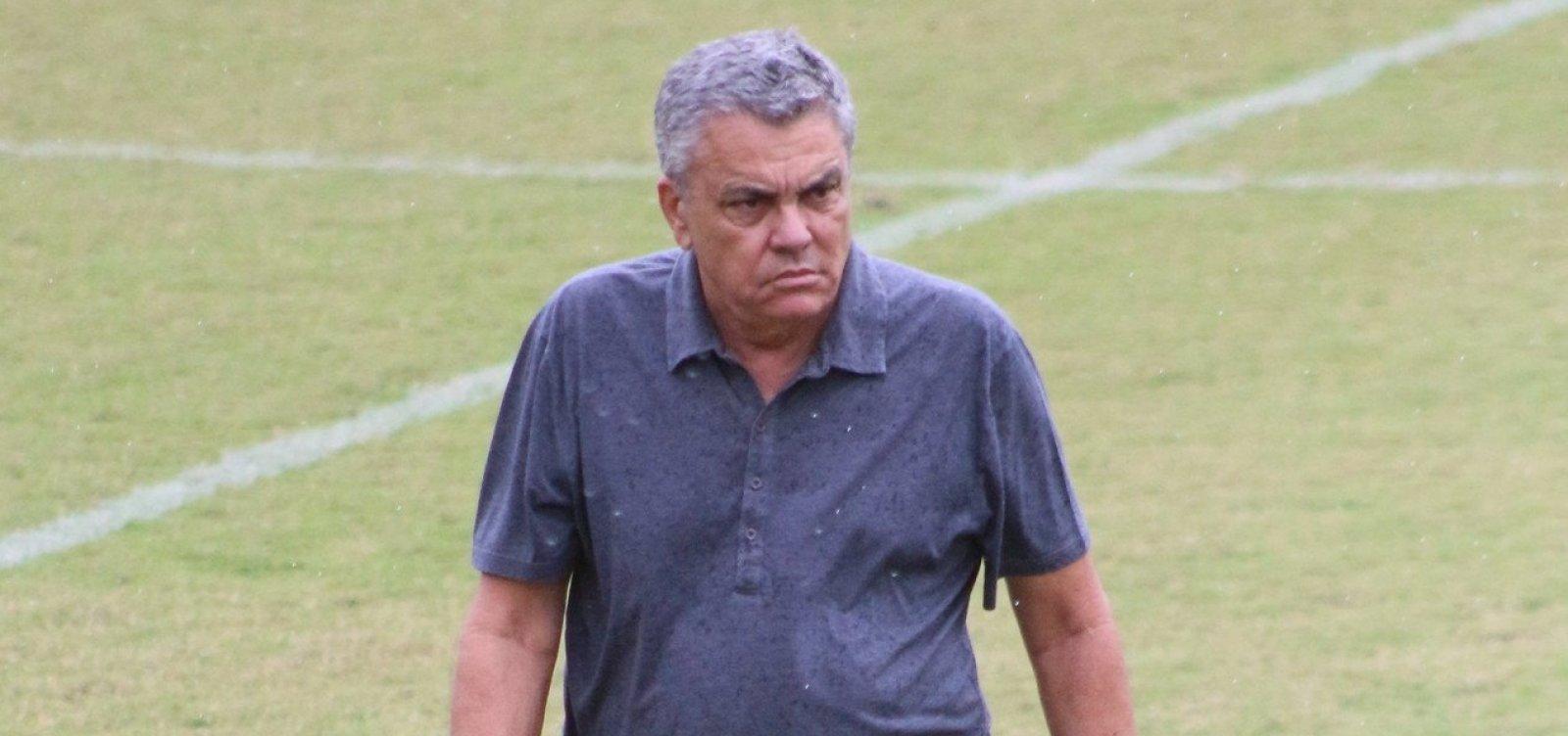 [Paulo Carneiro responde Bellintani e diz que Bahia não quer o Vitória na Fonte Nova]