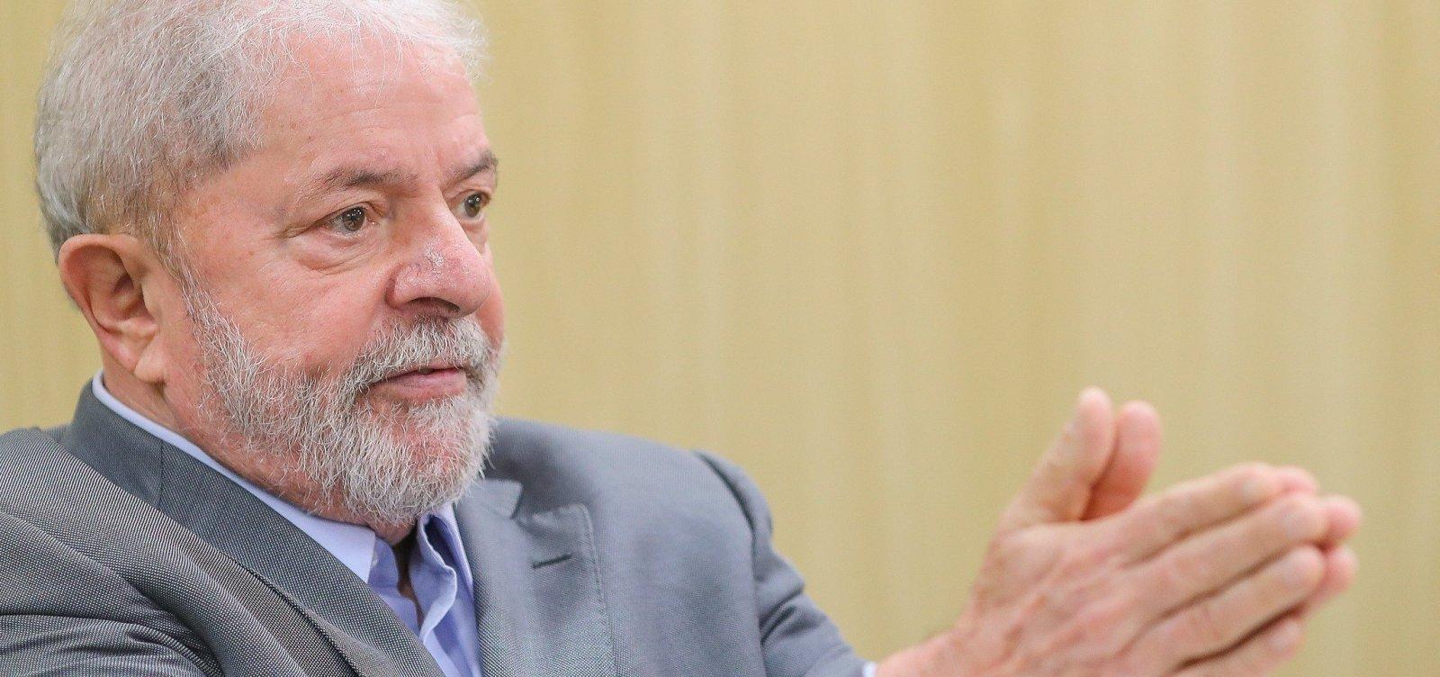 [Justiça autoriza transferência de Lula de Curitiba para São Paulo]