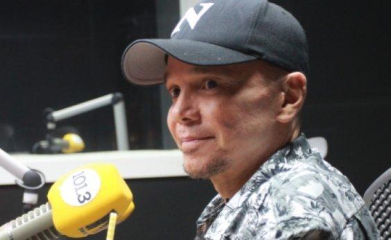 [Netinho é internado em São Paulo e passa por cateterismo: 'Estou ótimo']
