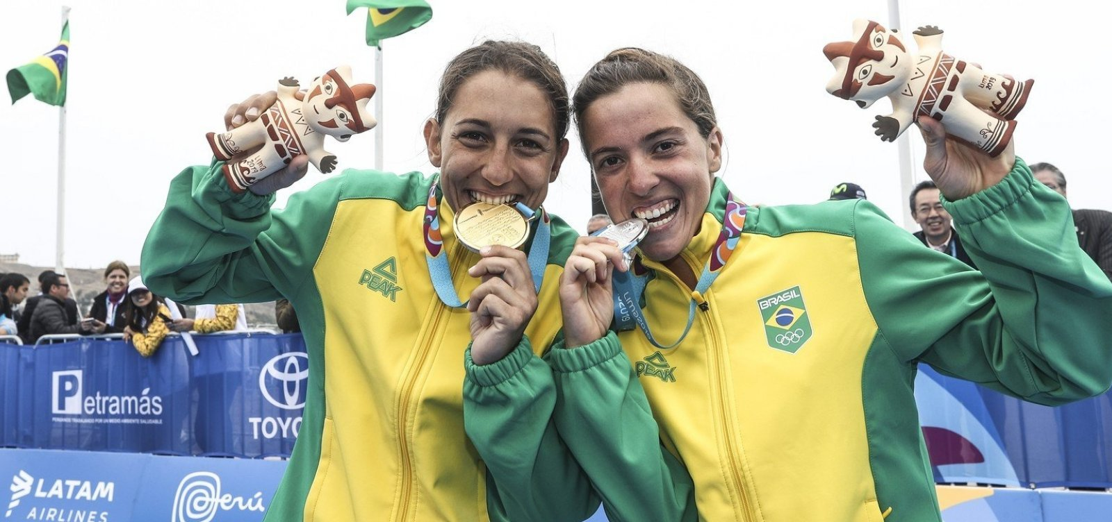[Brasil bate recorde de medalhas nos Jogos Pan-americanos]