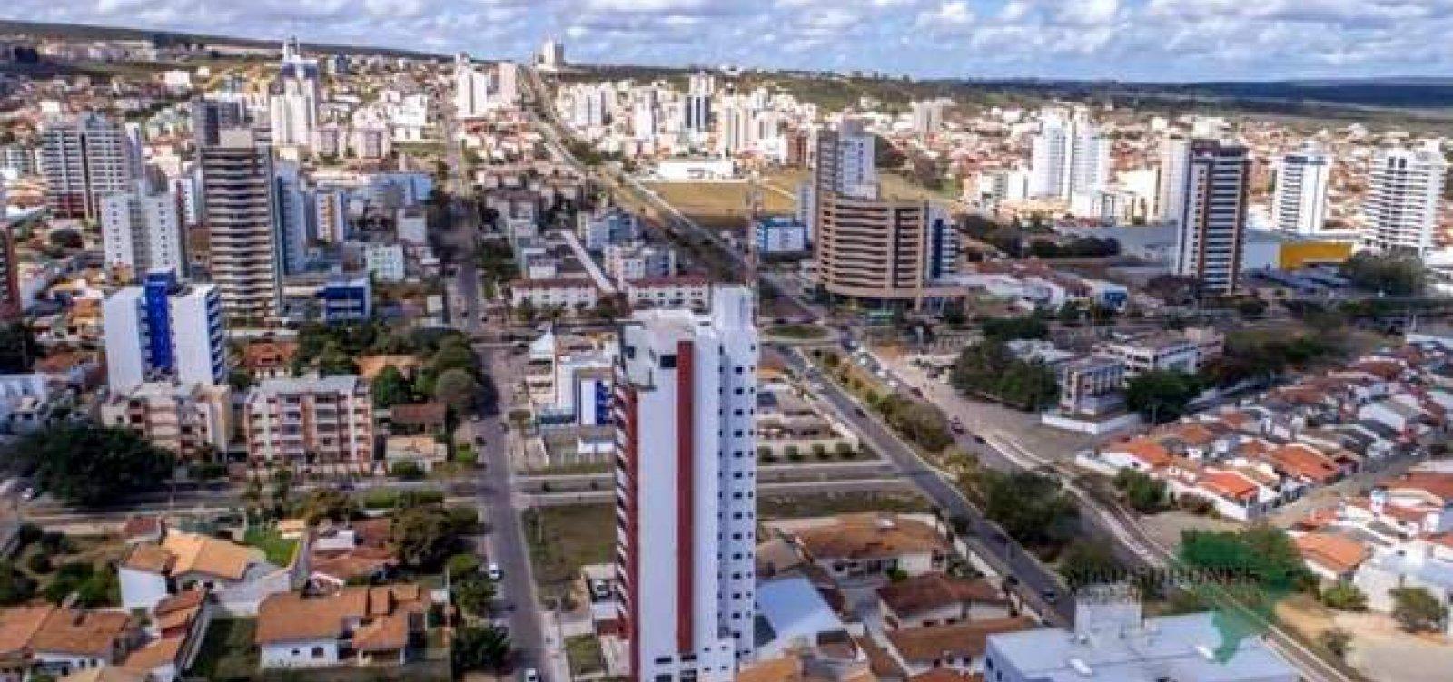 [Governo reconhece situação de emergência em três cidades baianas]