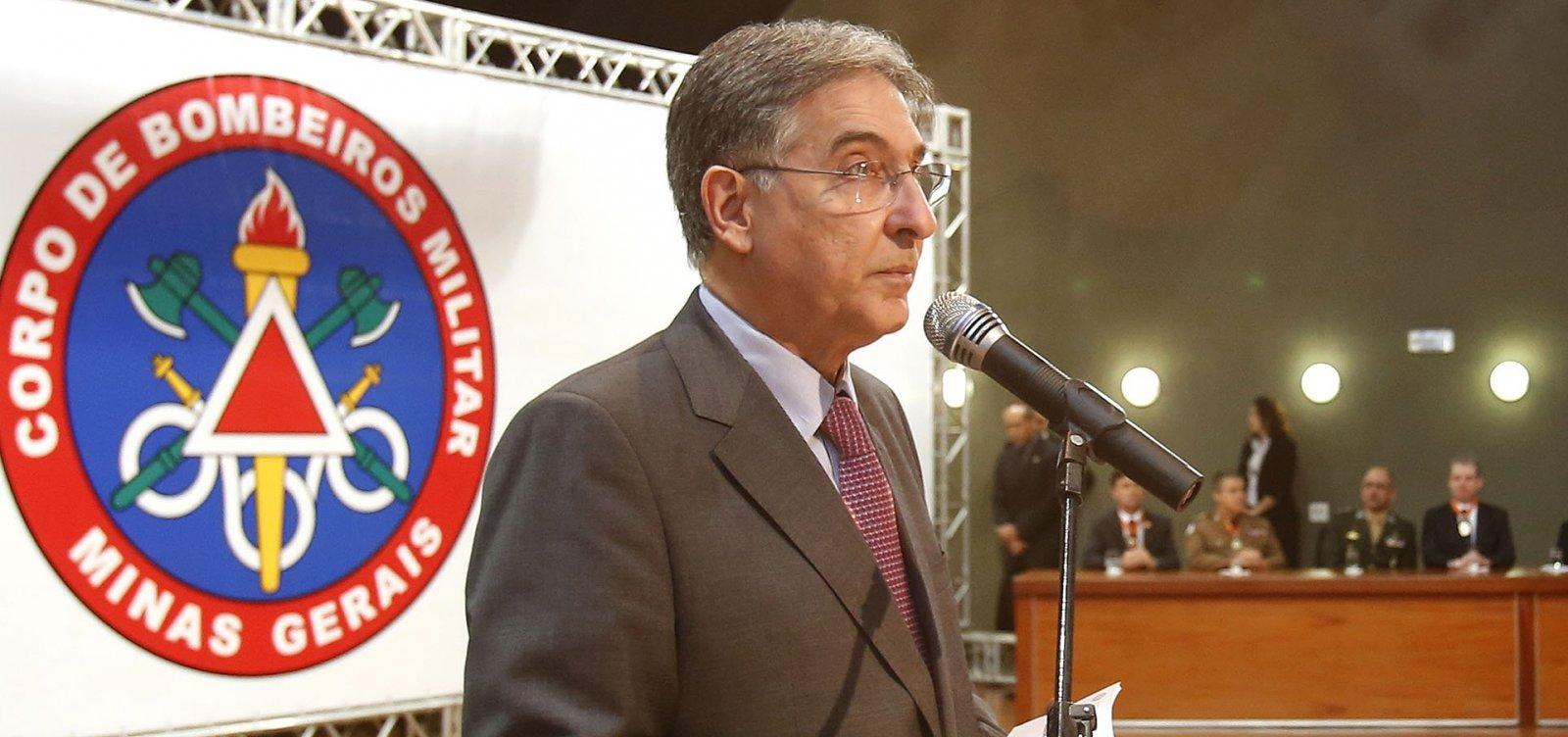 [Ex-governador de Minas, Fernando Pimentel é alvo da PF]