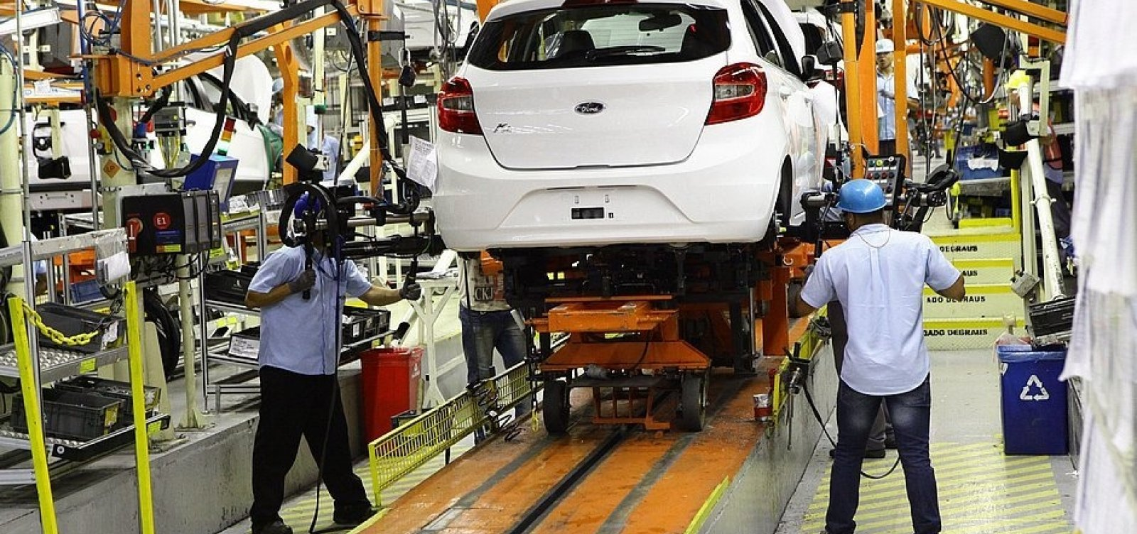 [Áudio sobre fechamento da Ford e outras indústrias baianas é fake, diz secretaria]