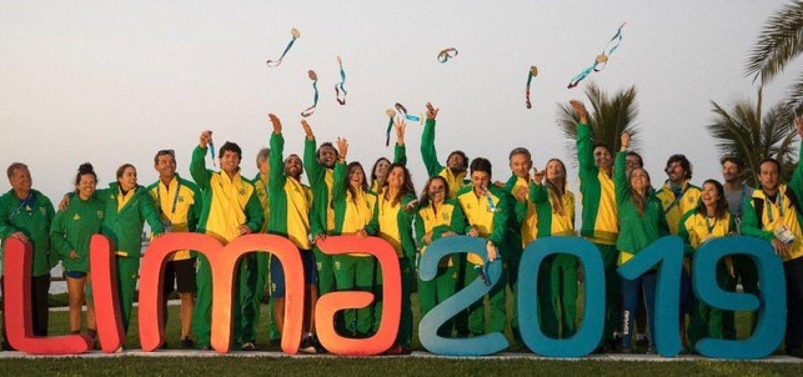 [Brasil encerra Jogos Pan-Americanos no segundo lugar geral]
