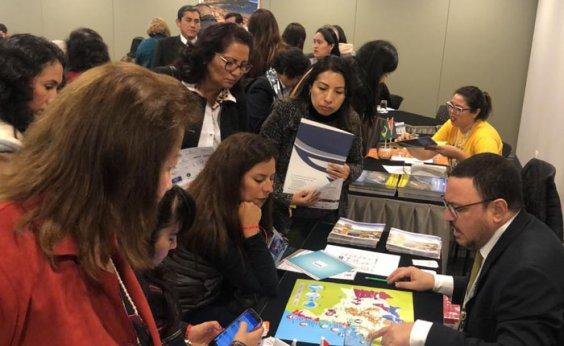 [Bahia promove destinos no mercado sul-americano no Meeting Brasil]