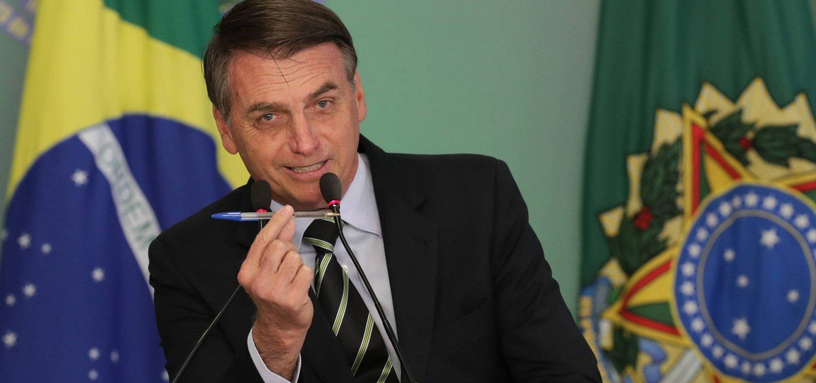 ['Manda ele me procurar', diz Bolsonaro sobre indicar Dallagnol a Procuradoria]