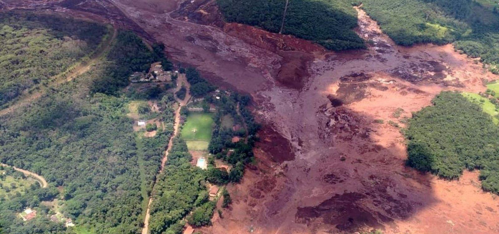 [Justiça dá ordem para evacuação de residências próximas de barragem em Brumadinho]