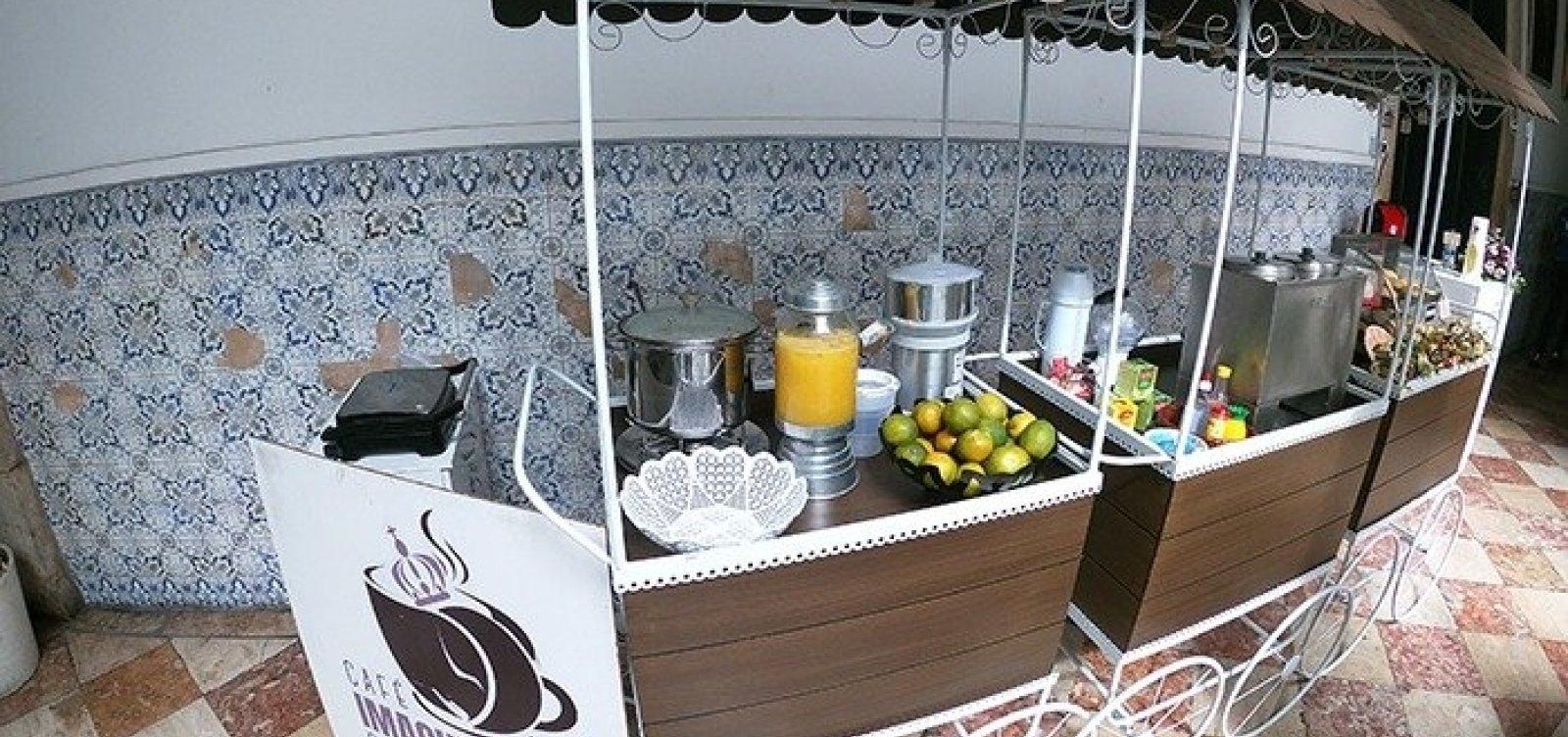 [Basílica da Conceição da Praia ganha 'Café da Imaculada' com fonte histórica restaurada]