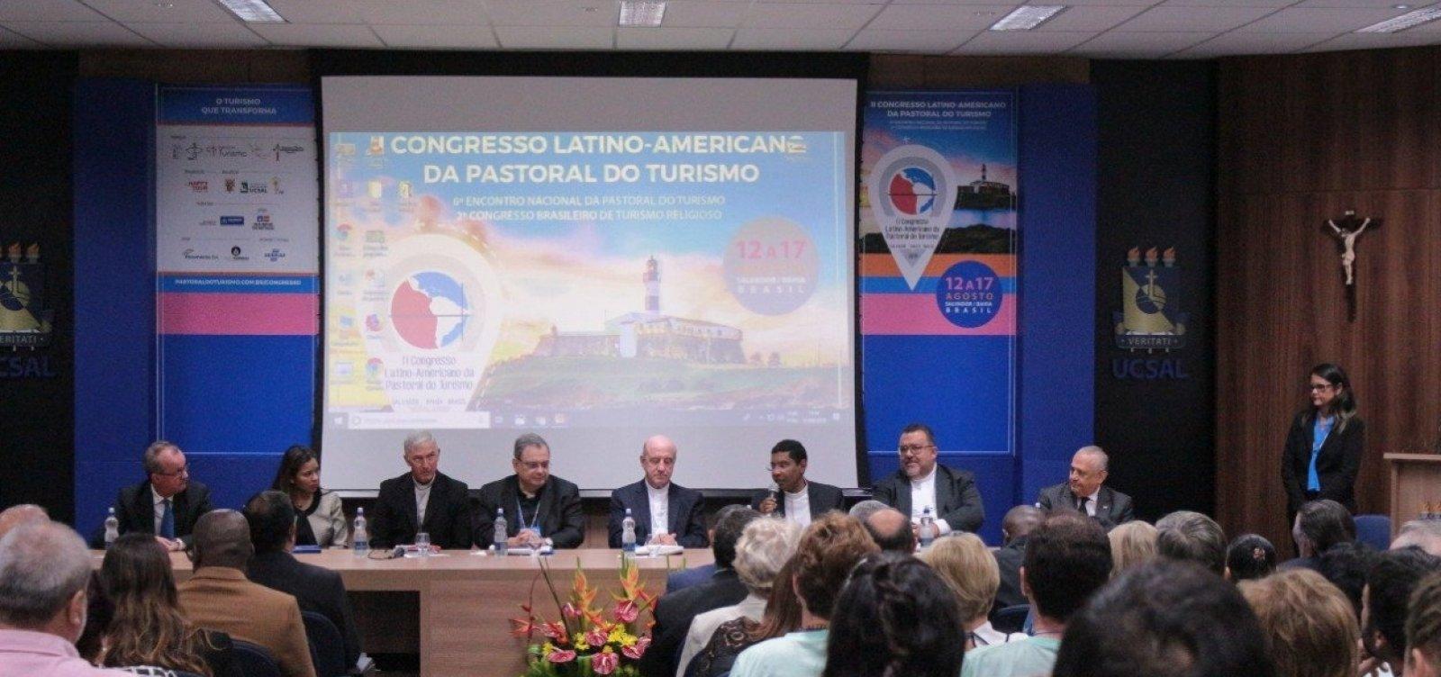 [Congresso sobre 'turismo que transforma' ocorre esta semana na Ucsal]