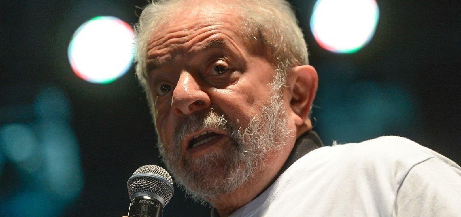 [Defesa pede ao STF liberdade de Lula com base em mensagens da Vaza Jato]