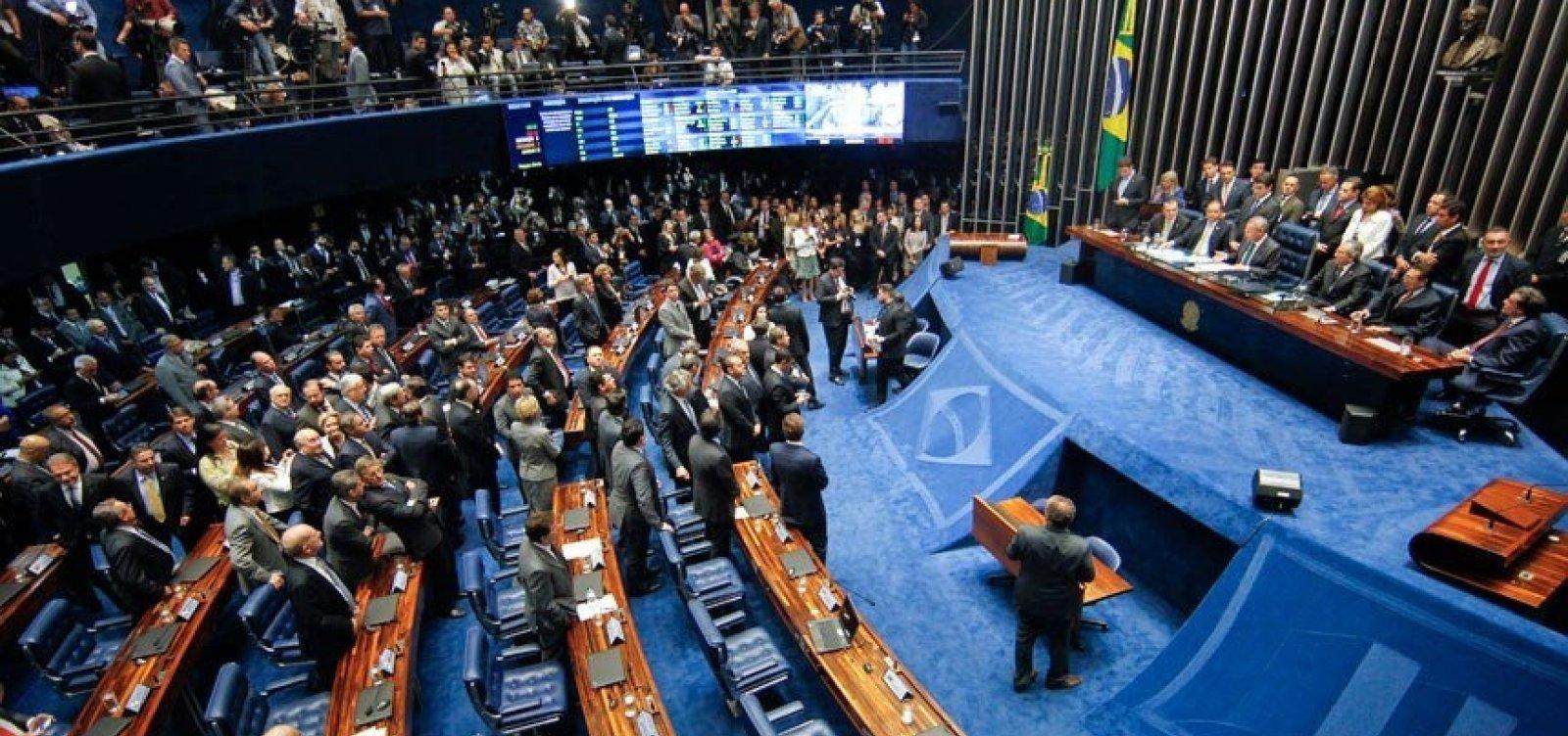 [Votação da reforma da Previdência deve ser concluída em 2 de outubro]